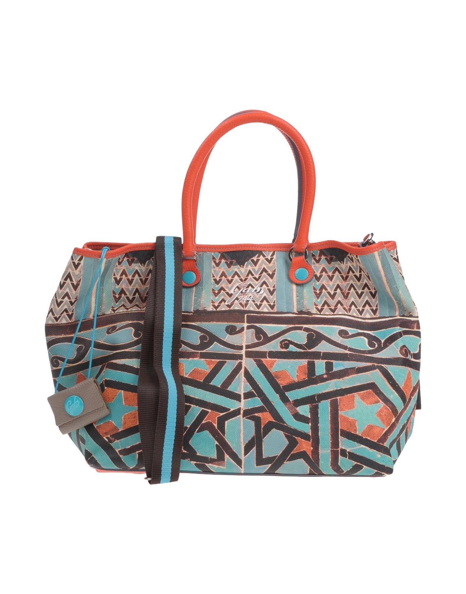 GABS Handbag in Turquoise