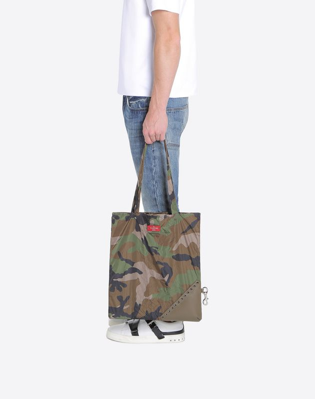 Bolso tote Camouflage