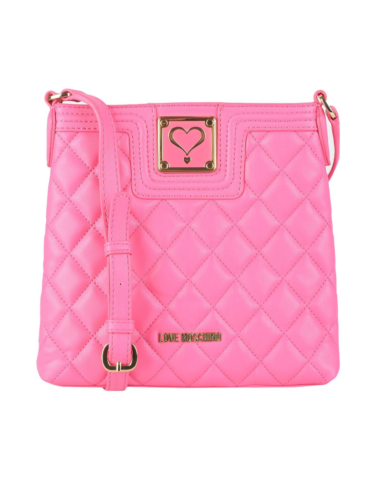 LOVE MOSCHINO Сумка через плечо сумка love moschino jc4067pp14lh0000