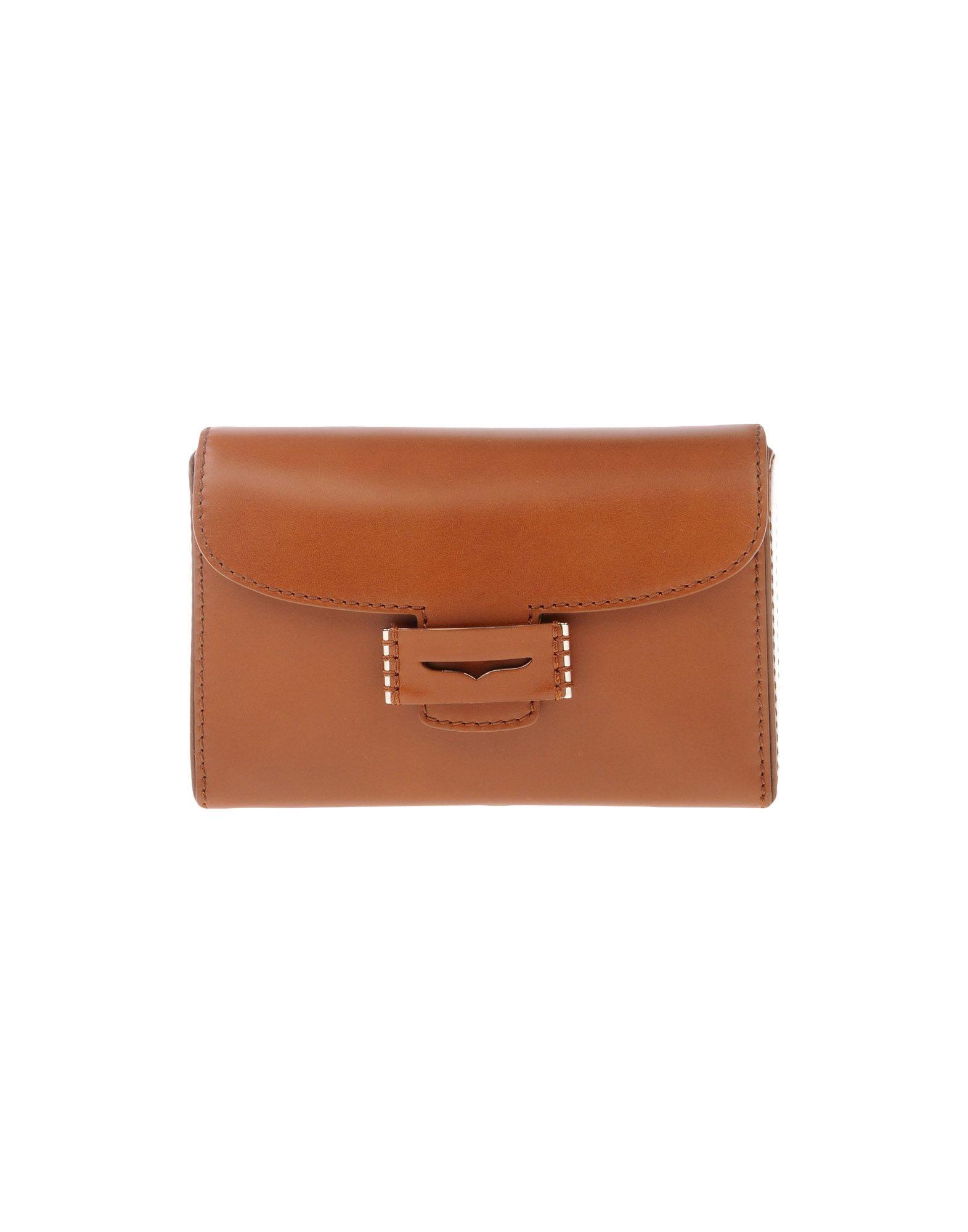 MYRIAM SCHAEFER Handbags in Brown