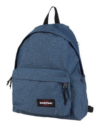 EASTPAK レディース バックパック&ヒップバッグ ブルー 紡績繊維