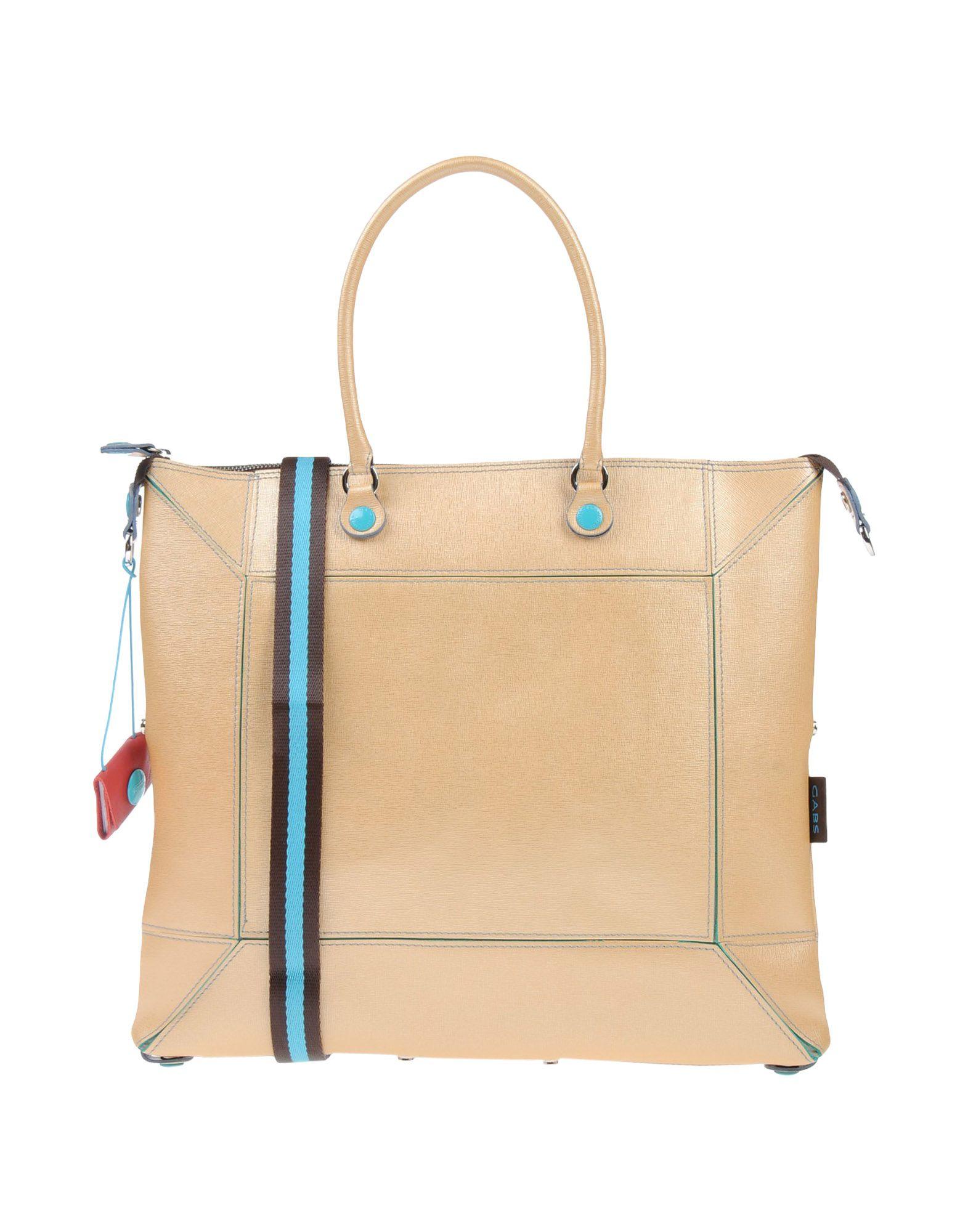 GABS Handbag in Gold
