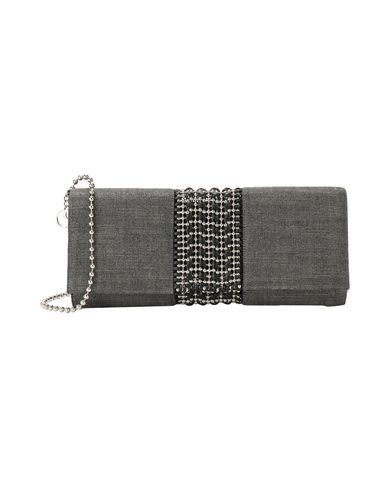 RODO レディース ハンドバッグ 鉛色 紡績繊維