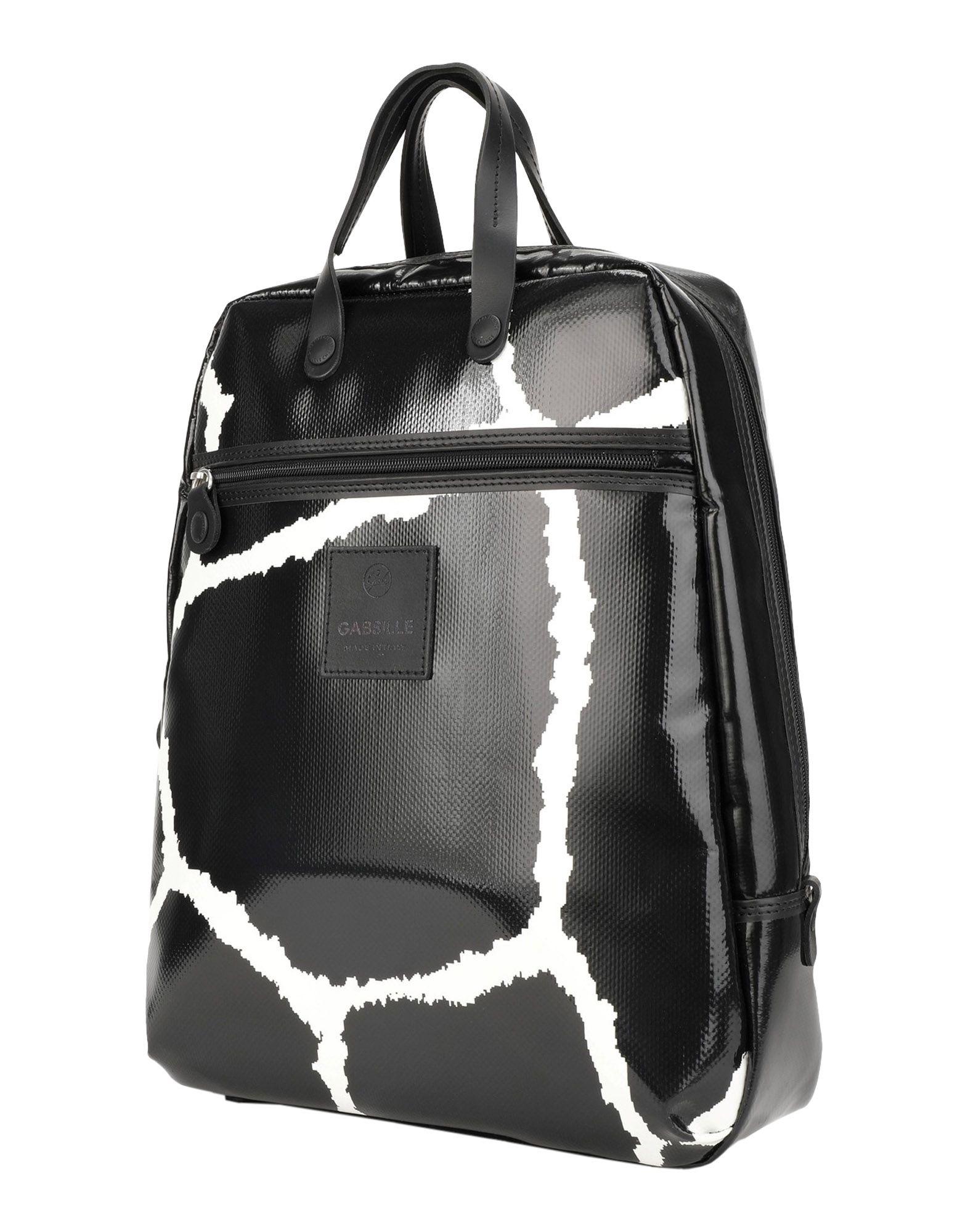 GABS Backpack & Fanny Pack in Black