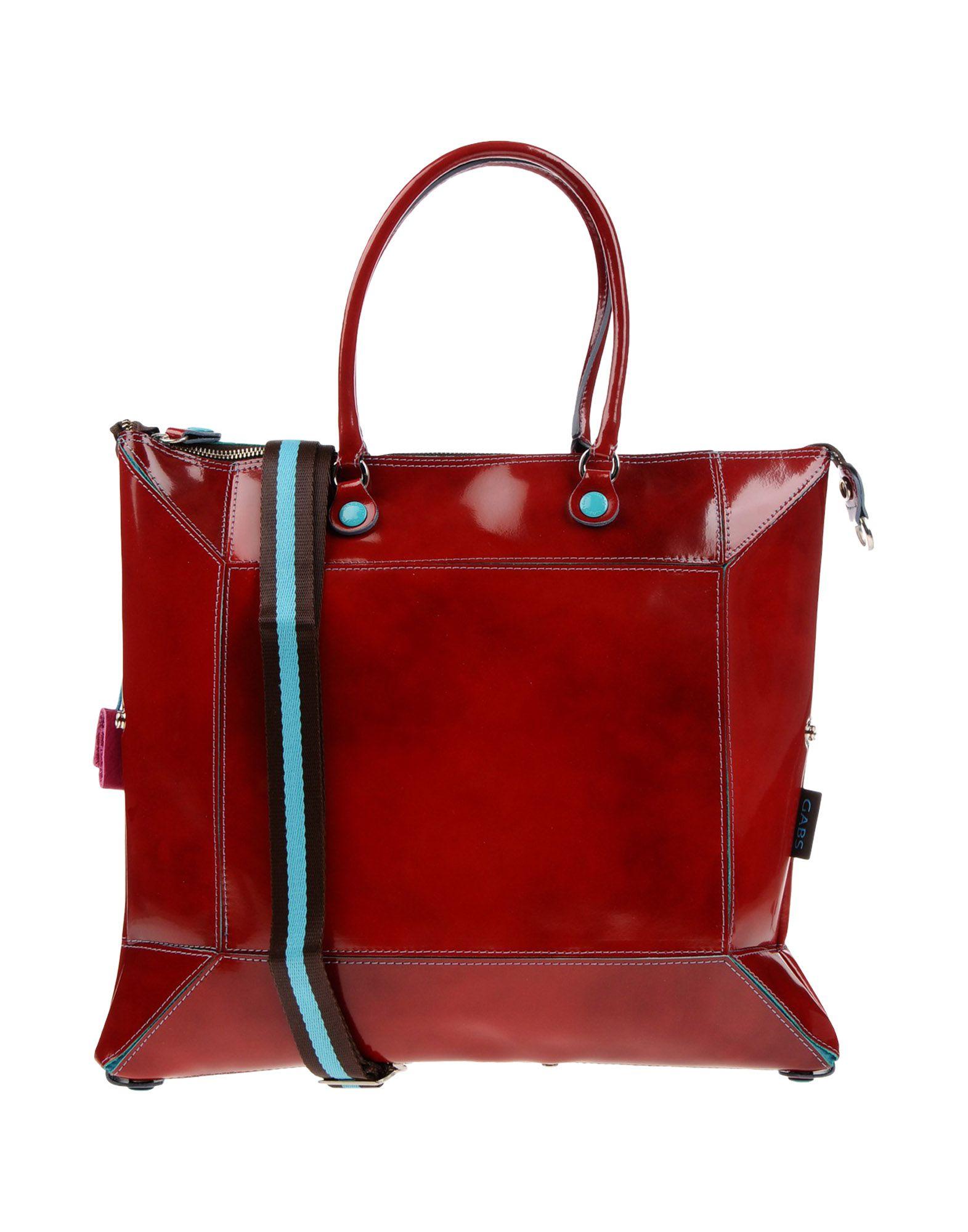 GABS Handbag in Red