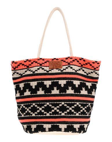 SUPERDRY Damen Handtaschen Fuchsia 44% Baumwolle 36% Polyester 12% Acryl 8% Viskose