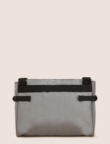 ARMANI EXCHANGE TONAL CIRCLE LOGO MESSENGER BAG Messenger bag Man r