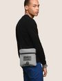 ARMANI EXCHANGE TONAL CIRCLE LOGO CROSSBODY Crossbody bag Man e