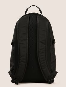 ARMANI EXCHANGE TONAL CIRCLE LOGO BACKPACK Backpack [*** pickupInStoreShippingNotGuaranteed_info ***] r