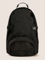 ARMANI EXCHANGE TONAL CIRCLE LOGO BACKPACK Backpack [*** pickupInStoreShippingNotGuaranteed_info ***] f