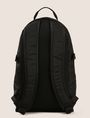 ARMANI EXCHANGE TONAL CIRCLE LOGO BACKPACK Backpack Man r