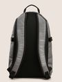 ARMANI EXCHANGE TONAL CIRCLE LOGO BACKPACK Backpack Man r
