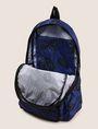 ARMANI EXCHANGE CIRCLE LOGO NYLON BACKPACK Backpack Man d