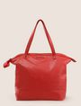 ARMANI EXCHANGE SLOUCHY SQUARE TOTE Satchel bag Woman f