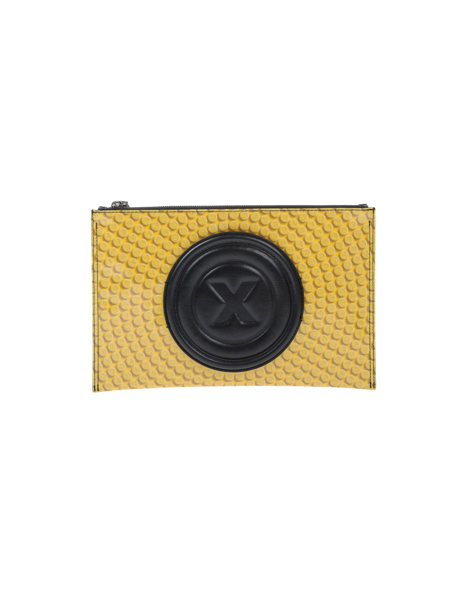 THOMAS BLAKK Handbag in Yellow