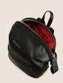 ARMANI EXCHANGE SLOUCHY ZIP-TOP BACKPACK Backpack Woman d