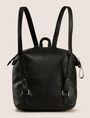 ARMANI EXCHANGE SLOUCHY ZIP-TOP BACKPACK Backpack Woman r