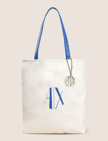 ARMANI EXCHANGE Tote Bag Damen a