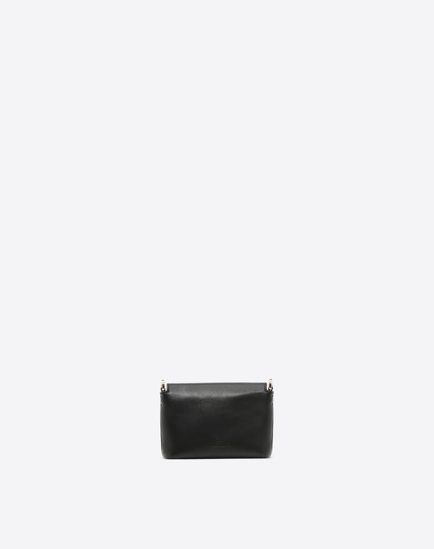Small Demilune Crossbody Bag