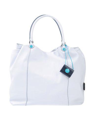 GABS レディース ハンドバッグ ホワイト 革 100%