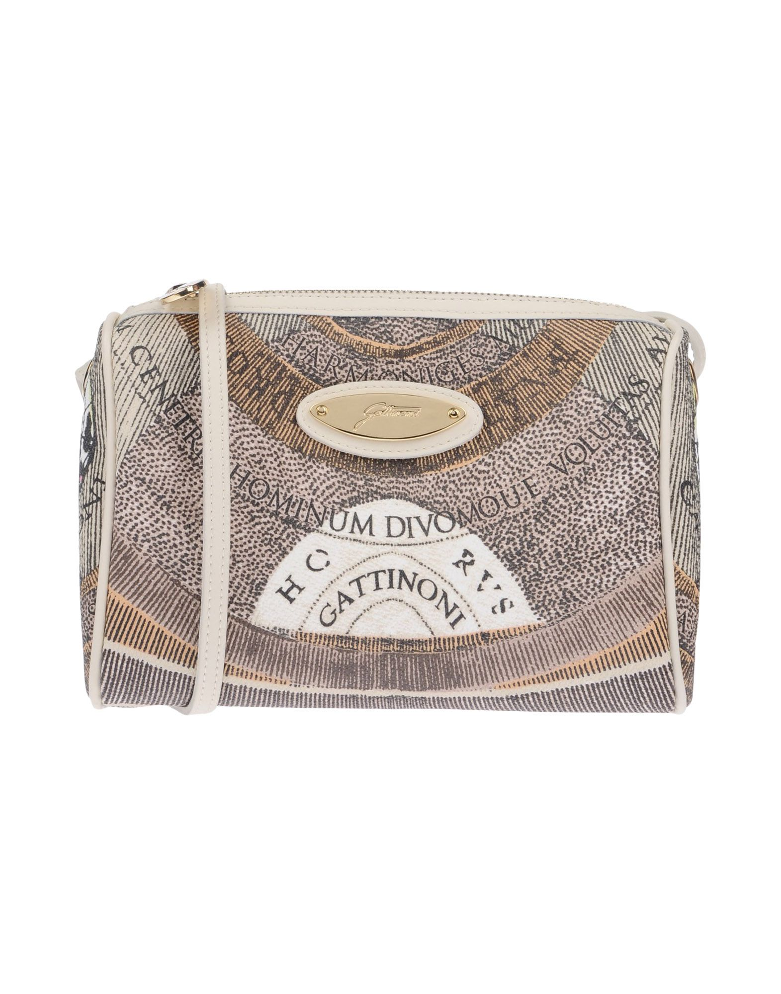 GATTINONI Сумка через плечо сумка через плечо hwb 12