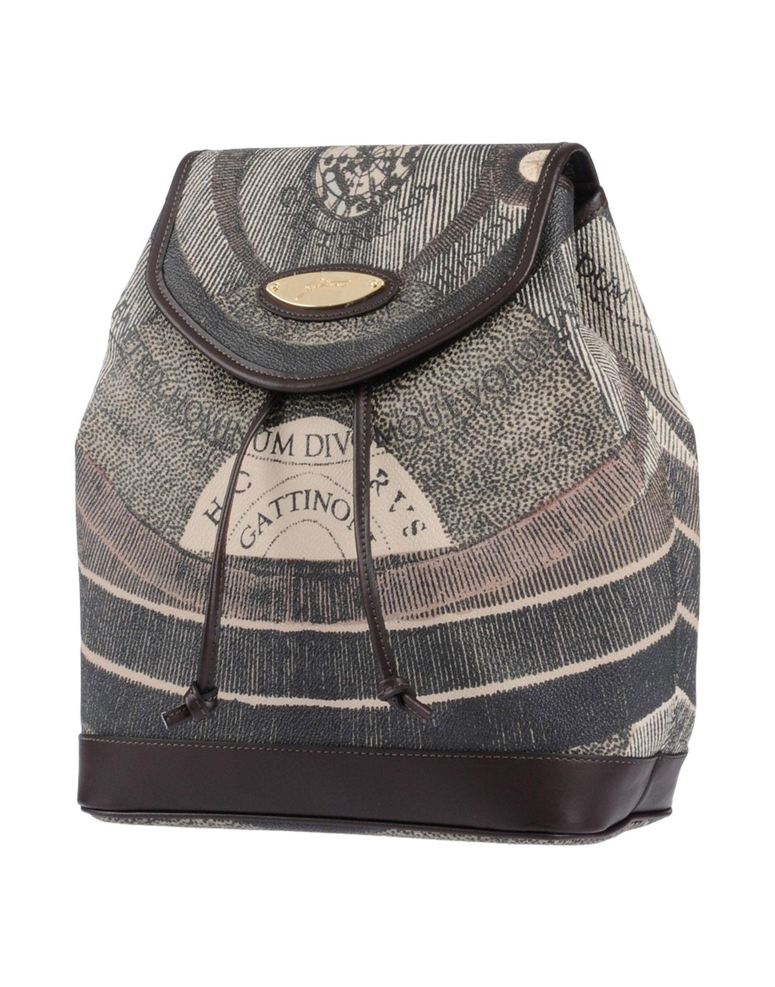 GATTINONI Рюкзаки и сумки на пояс дизайнер высокое качество натуральная кожа женские винтажные овчины твердые школьные сумки mochilas mujer 2017 рюкзаки для девочек