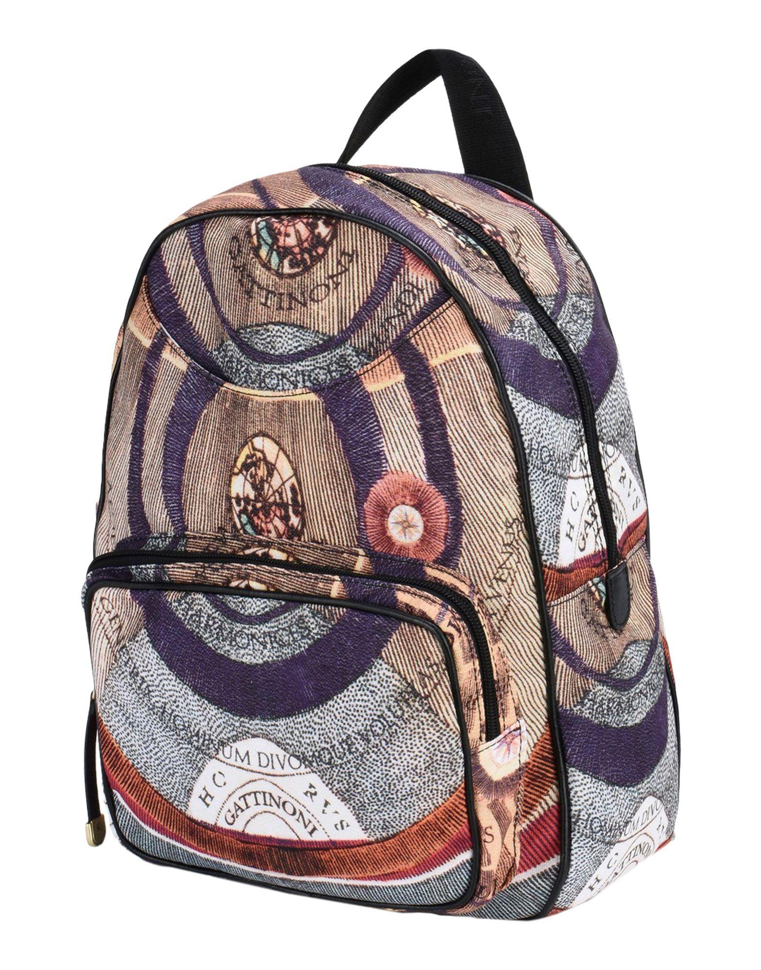 GATTINONI Рюкзаки и сумки на пояс gattinoni часы gattinoni ari pl 1 3 коллекция aries