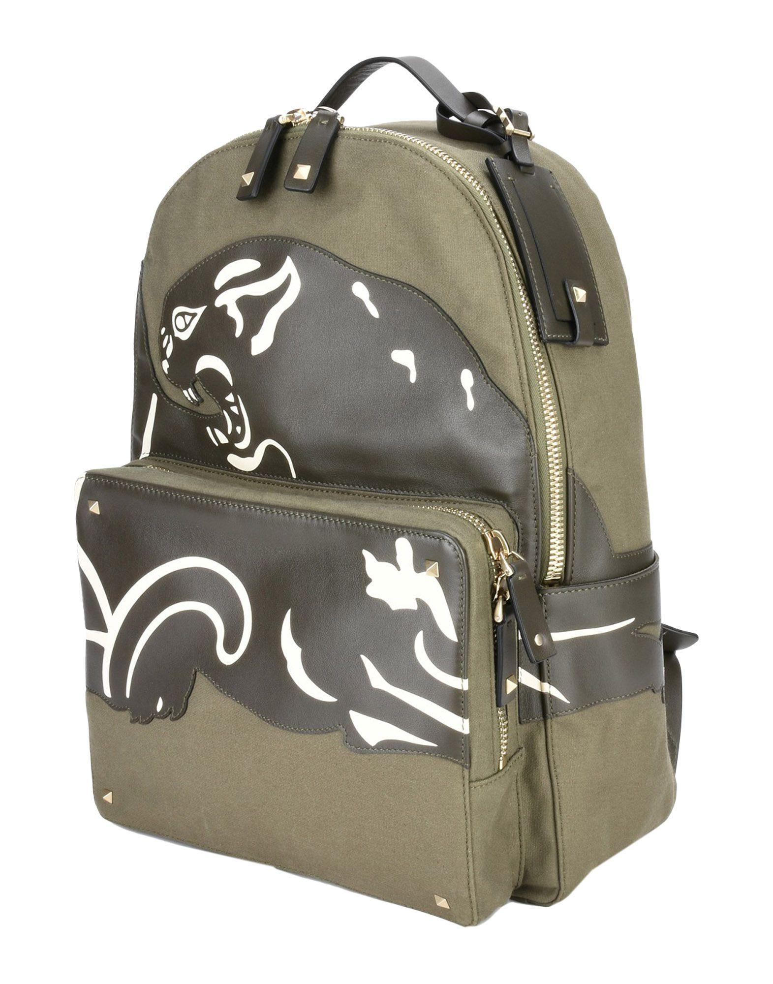 VALENTINO GARAVANI Рюкзаки и сумки на пояс mb770dfnfax 45387404