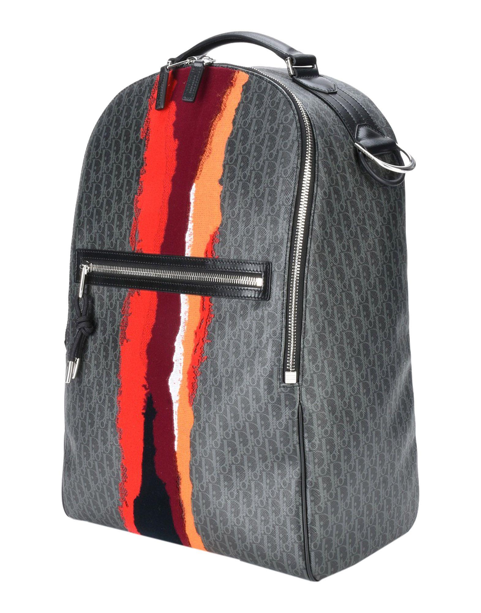 DIOR HOMME Рюкзаки и сумки на пояс
