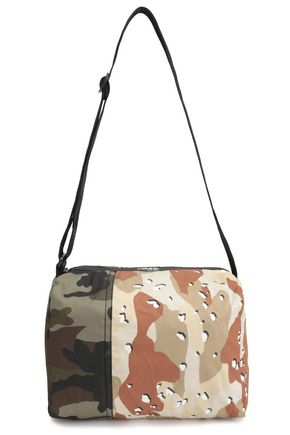 MM6 MAISON MARGIELA Printed canvas shoulder bag
