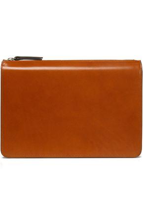 MAISON MARGIELA Faux leather clutch