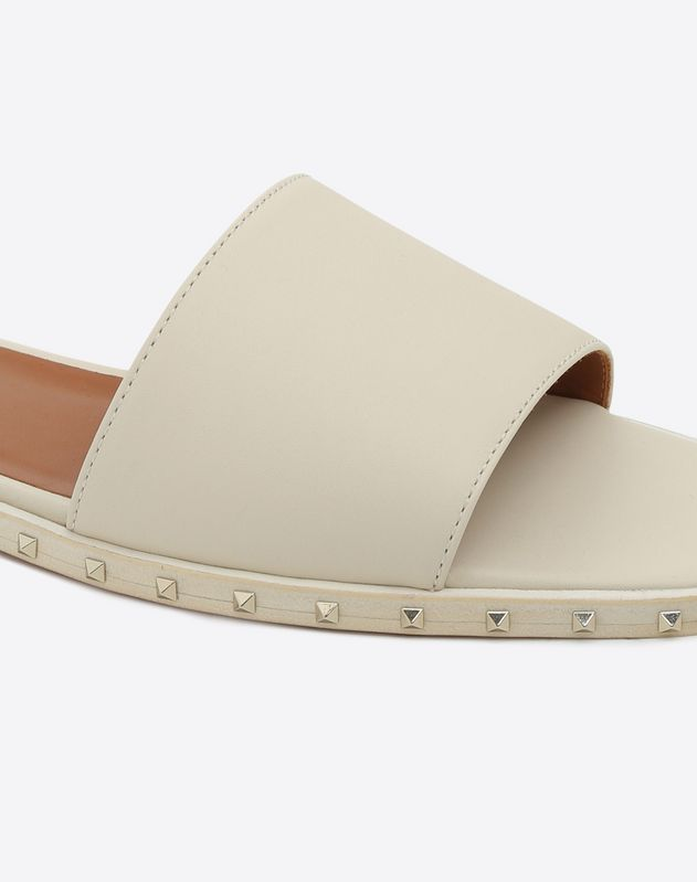 Sole Stud Slide Sandal