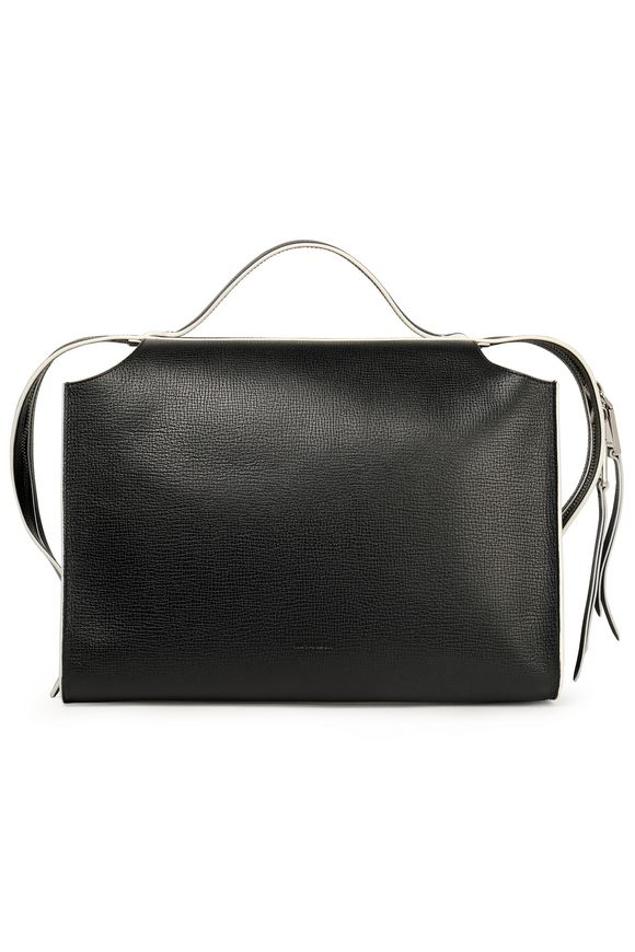 Jil Sander Textured Leather Tote