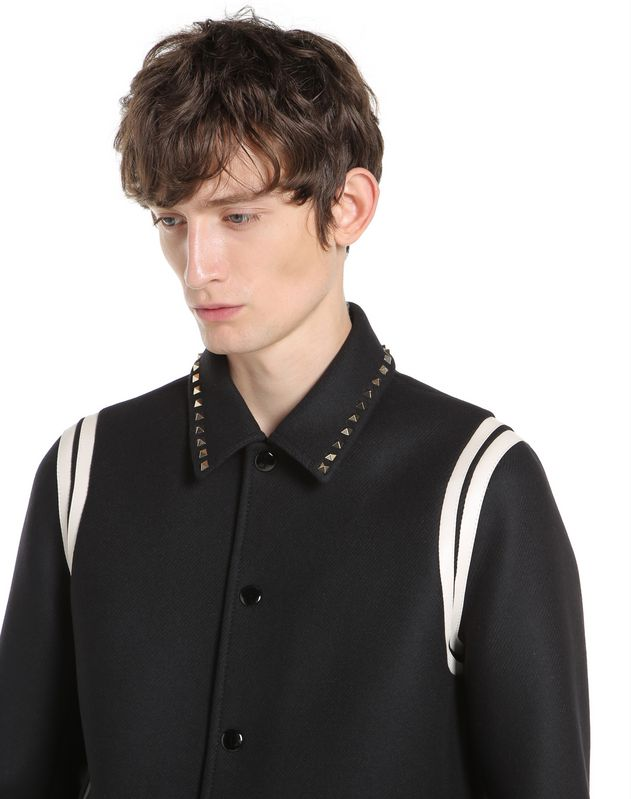 Veste Teddy Rockstud Untitled