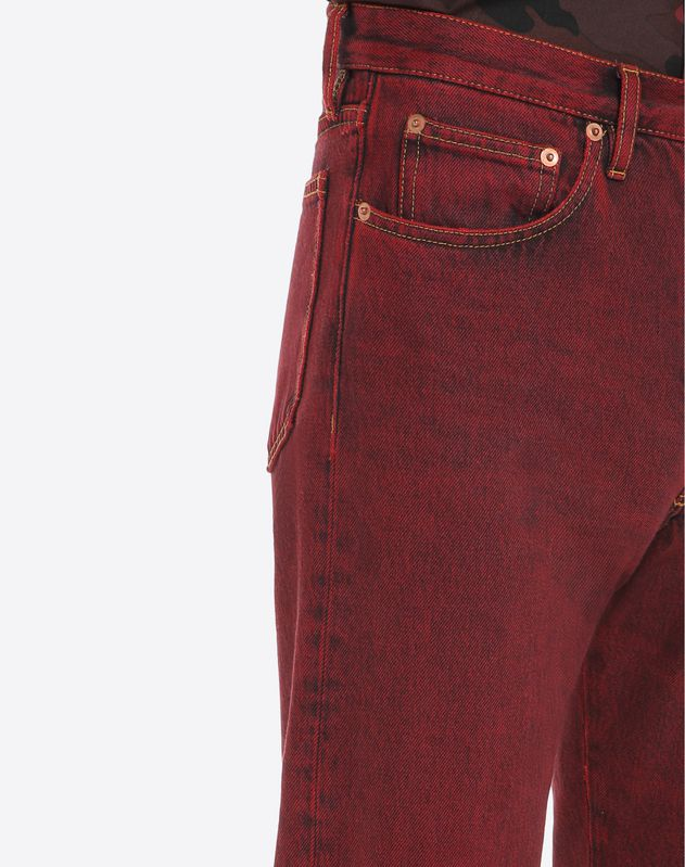 5-Pocket-Jeanshose Skinny-Passform