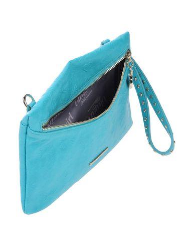 BLUGIRL BLUMARINE レディース ハンドバッグ ターコイズブルー 紡績繊維