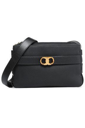TORY BURCH Pebbled leather shoulder bag
