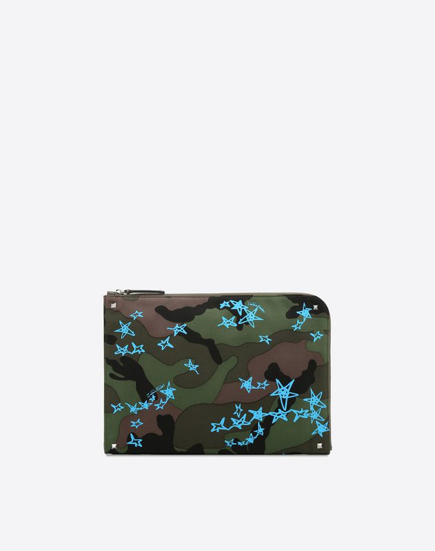 Zandra Stars Document Case