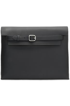 ALEXANDER WANG Leather laptop case