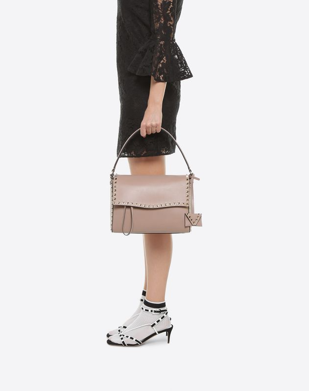 Rockstud Single Handle Bag