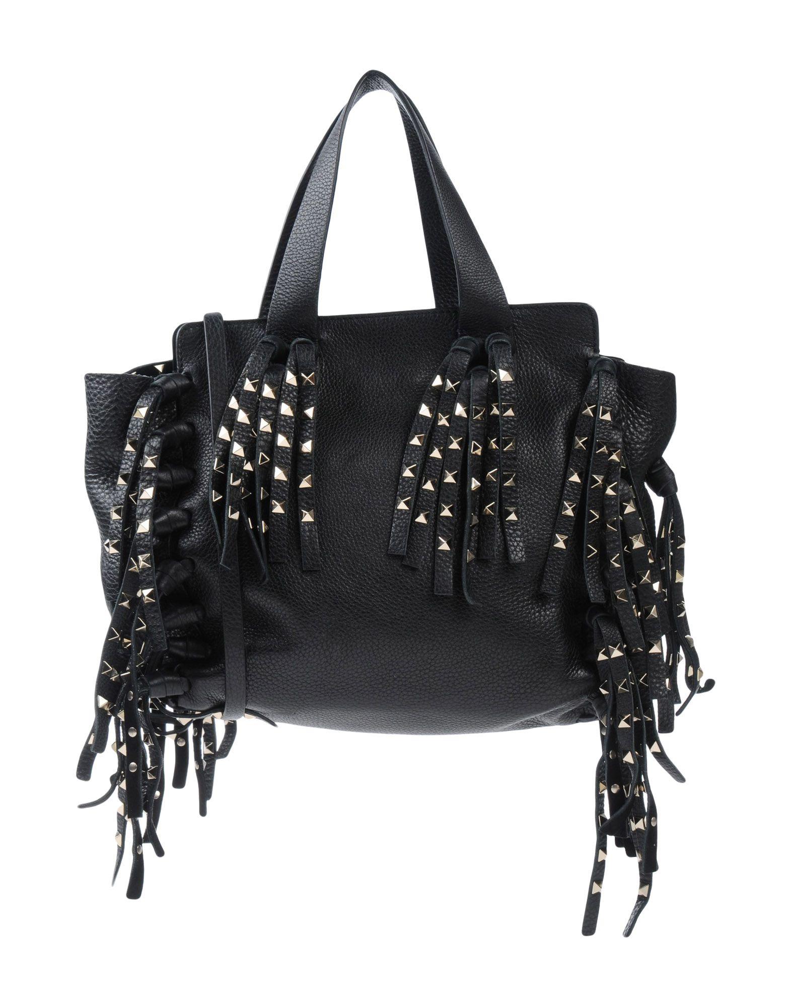 VALENTINO GARAVANI Damen Handtaschen Farbe Schwarz Größe 1
