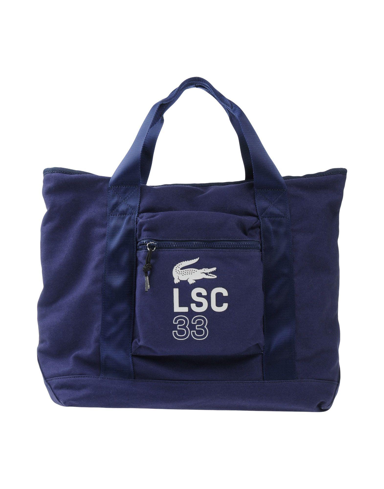 LACOSTE Сумка на руку сумка lacoste nf1888po141t00