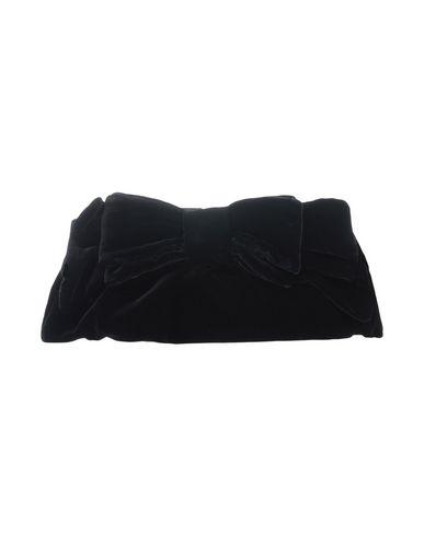 PURA L?PEZ レディース ハンドバッグ ブラック 紡績繊維