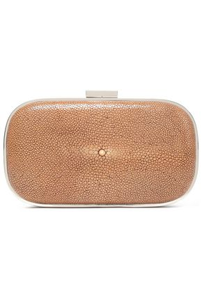 ANYA HINDMARCH Stingray leather clutch