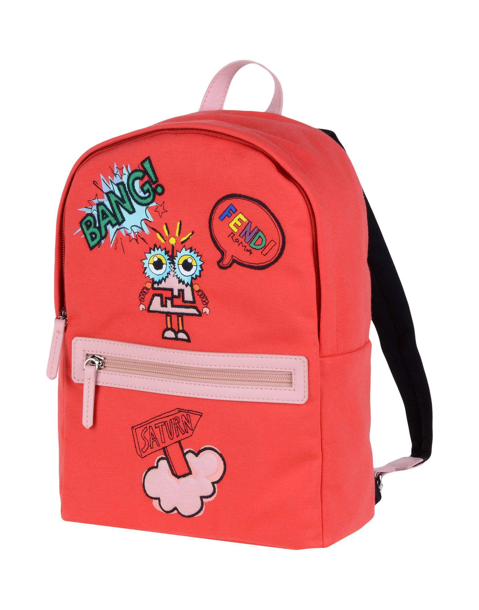 FENDI Рюкзаки и сумки на пояс