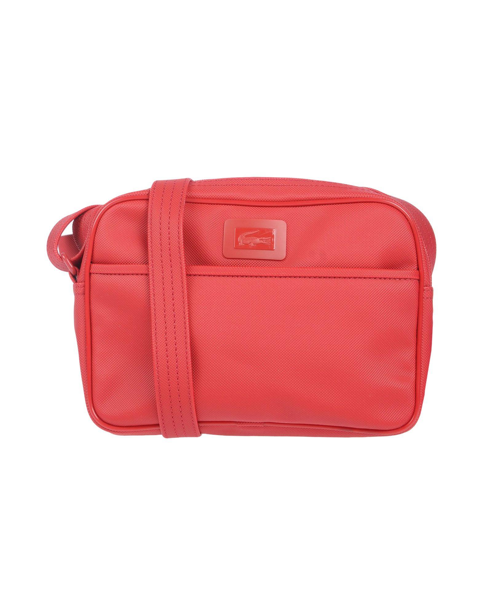 LACOSTE Сумка через плечо сумка lacoste nf1887po141t00