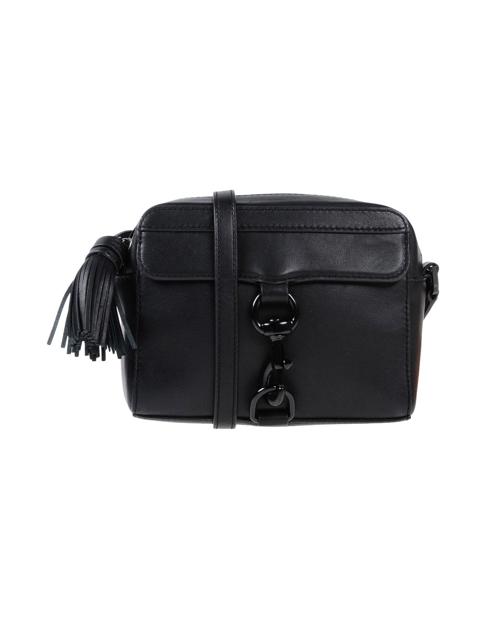 REBECCA MINKOFF Сумка через плечо сумка rebecca minkoff rebecca minkoff re035bwtlk20