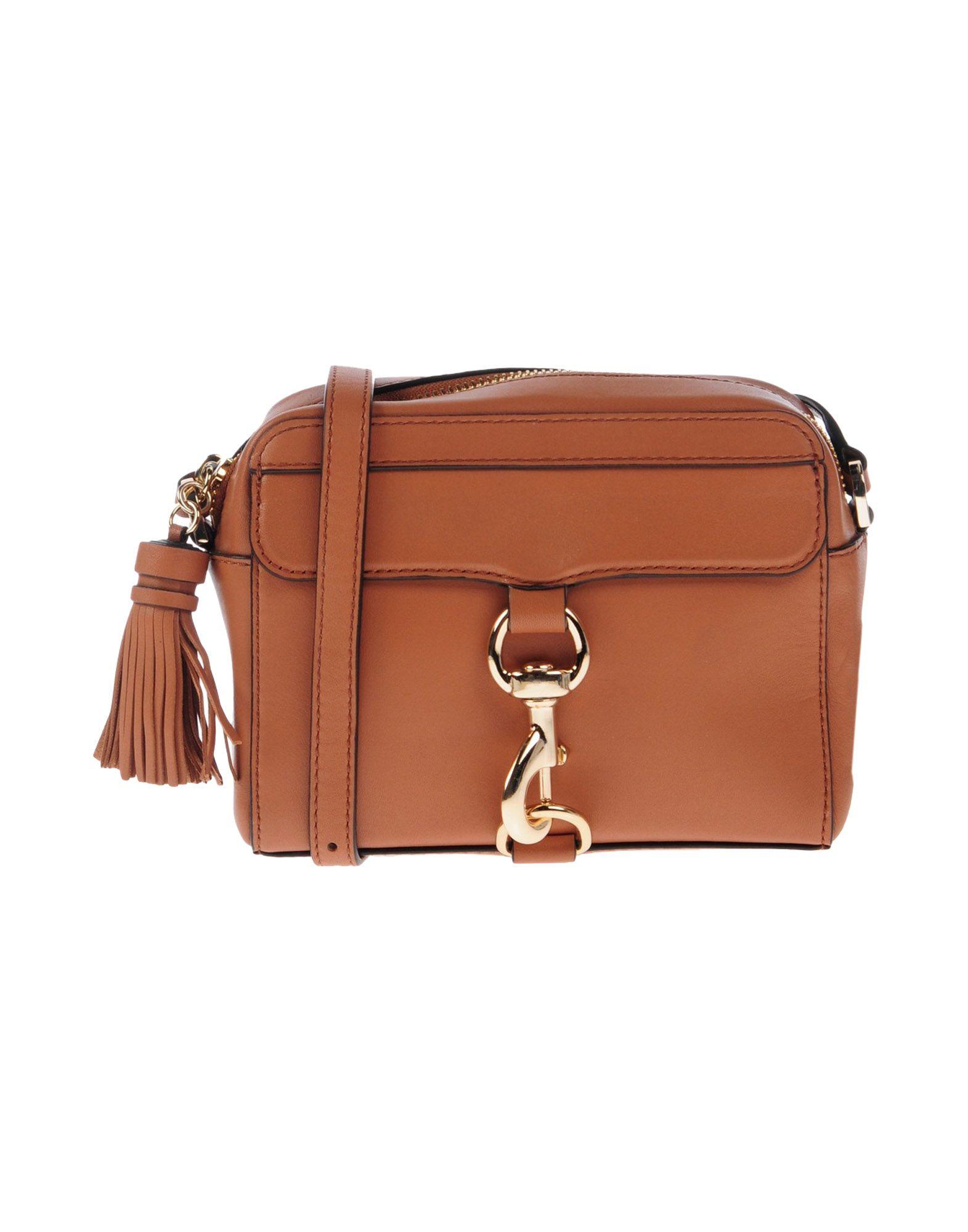 REBECCA MINKOFF Сумка через плечо сумка rebecca minkoff rebecca minkoff re035bwoff27