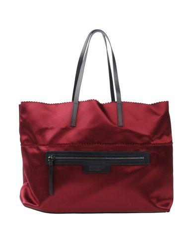 PEDRO GARC?A レディース ハンドバッグ ボルドー 紡績繊維 / 柔らかめの牛革