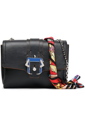 PAULA CADEMARTORI Leather shoulder bag